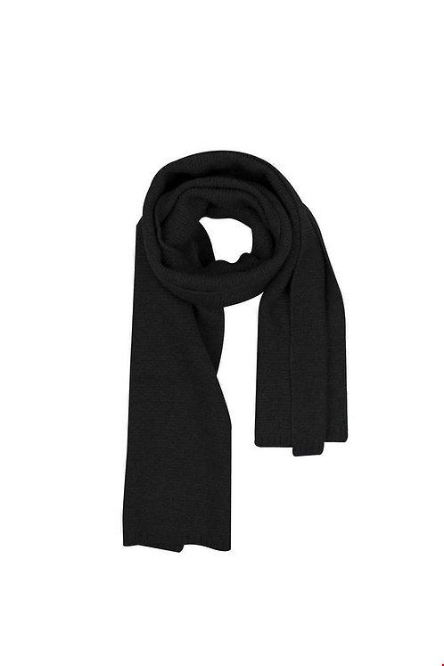 Zilch — Écharpe unie noire