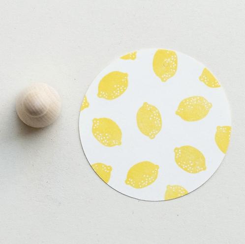 Perlenfischer — Tampon Citron
