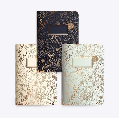 Les Éditions du Paon — Carnet de poche Fine Fleur
