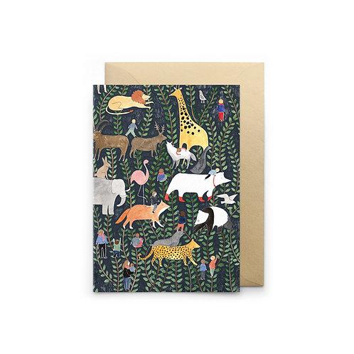 Petit Gramme — Carte Jungle
