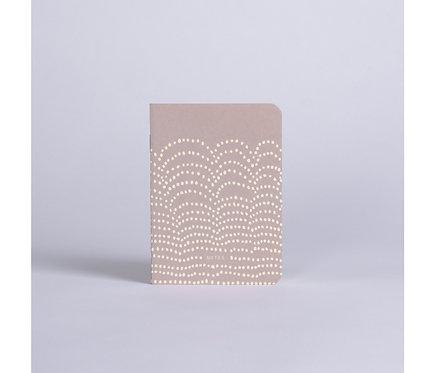 Season Paper — Carnet de poche Nuées