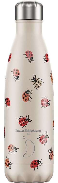 Chilly's — Bouteille Isotherme 500mL Coccinelles