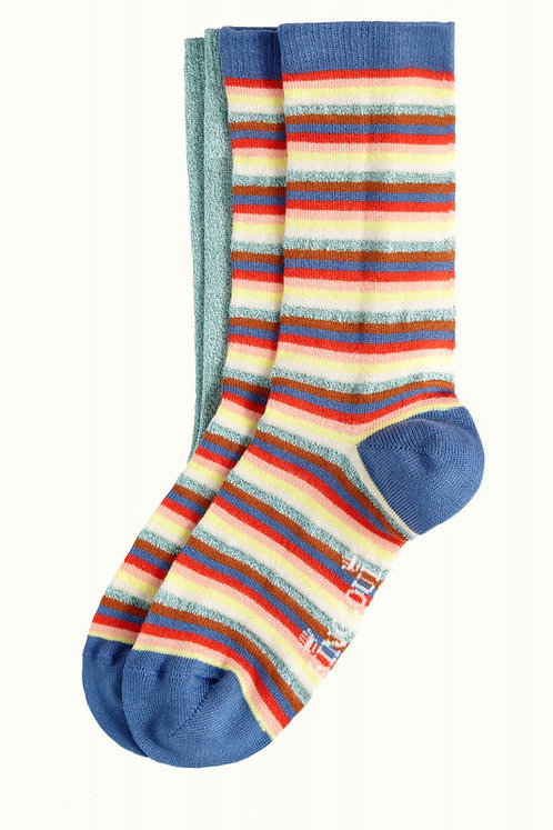 King Louie — Chaussettes (2 paires) Daydream