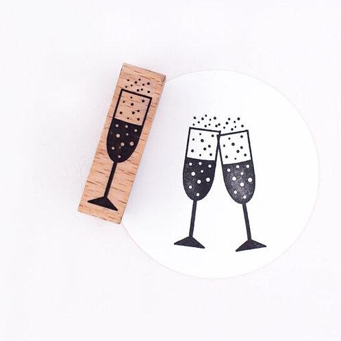 Perlenfischer — Tampon Champagne