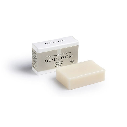 Oppidum — Savon soin Blanc de Carvi