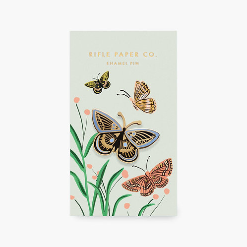 Rifle Paper co. — Pin's Papillon