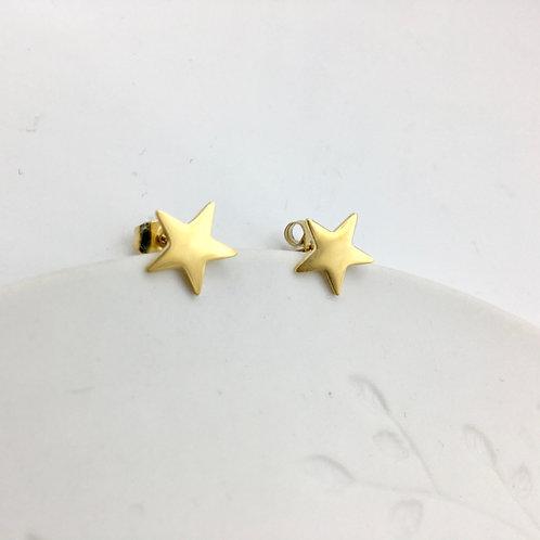 Omacoo — Boucles d'oreilles Etoile