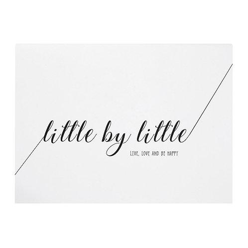 Räder — Set de post-its Little by Little