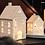 Thumbnail: Räder — Photophore Maison à colombages PM