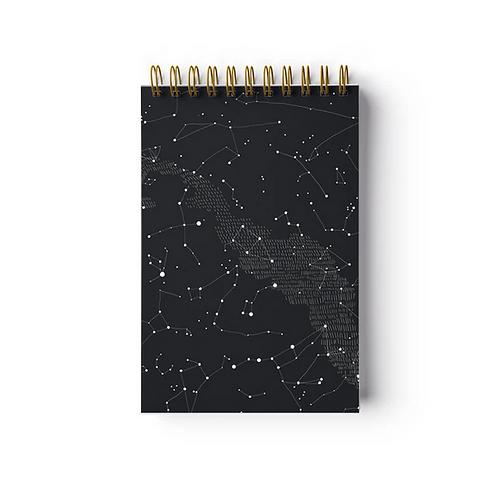 Baltic Club — Calepin à spirales Constellations