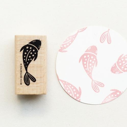 Perlenfischer — Tampon Carpe Koï