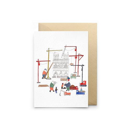 Petit Gramme — Carte Construction