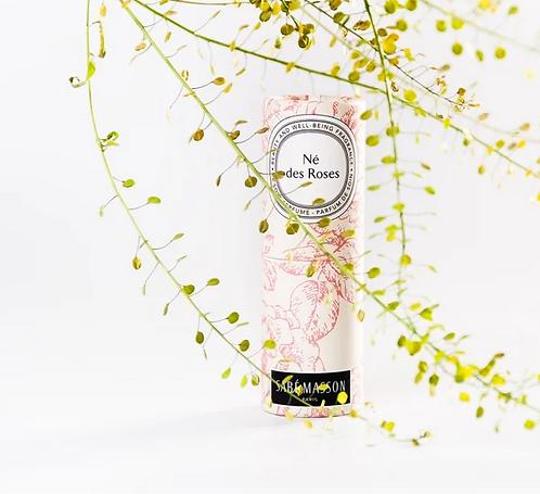 Sabé Masson — Parfum solide Né des Roses