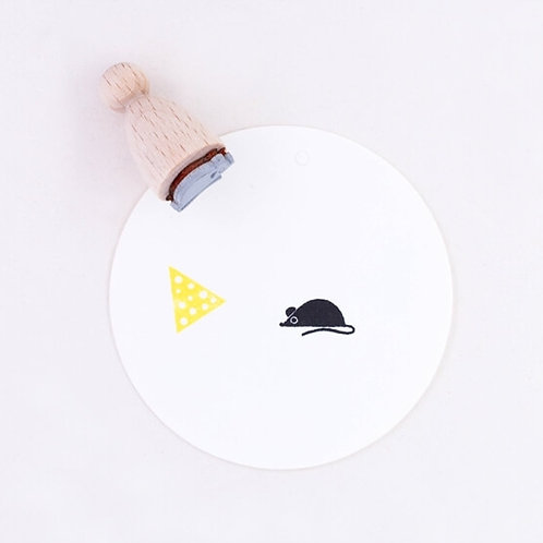 Perlenfischer — Tampon Souris