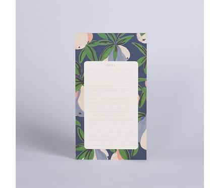 Season Paper — Bloc-notes Exquise
