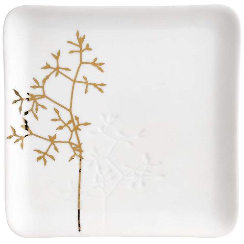 Räder — Coupelle en porcelaine Gold Twig