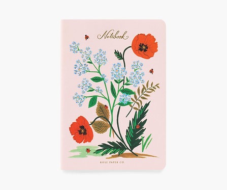 Rifle Paper co. — Cahier Pavots