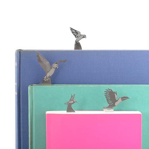 Another Studio — Marque-pages Oiseaux Tropicaux