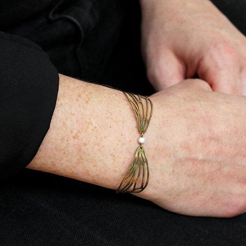 Amélie Blaise — Bracelet Libellule
