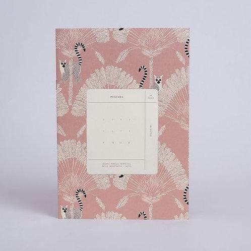 Season Paper — Mensuel Lémuriens