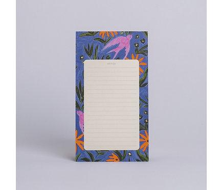Season Paper — Bloc-notes Envolée