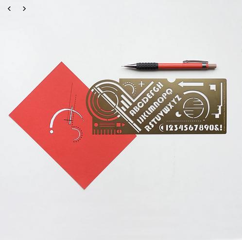 Another Studio — Pochoir Bauhaus