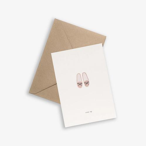 Kartotek — Carte Cozy Up