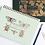 Thumbnail: Les Éditions du Paon — Semainier Papillons & cie
