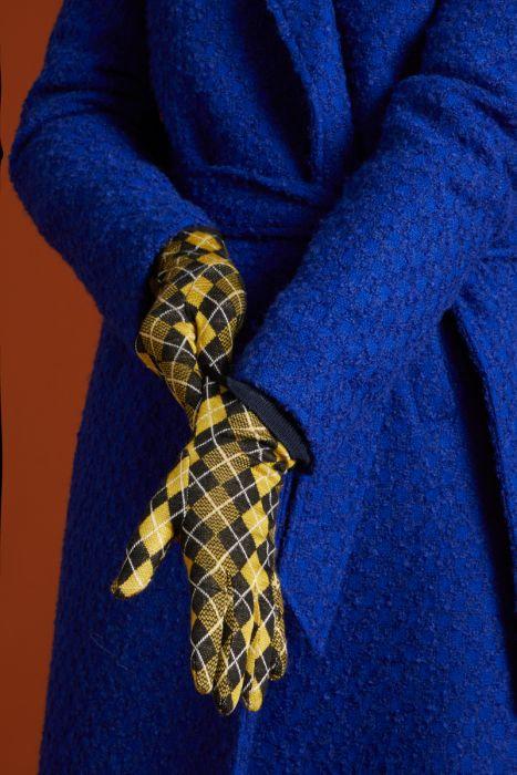 King Louie — Gants Aberdeen Curry Yellow