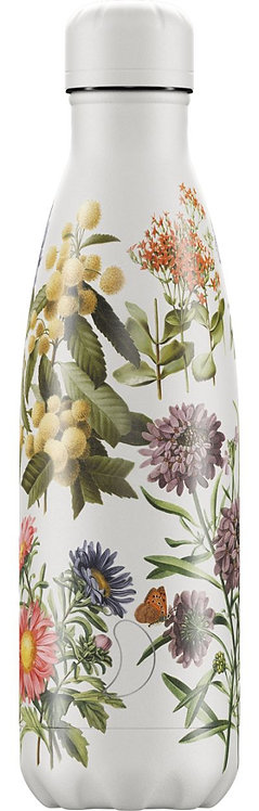 Chilly's — Bouteille Isotherme 500mL Botanique Fleurs