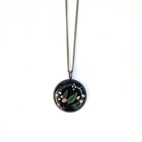 Lilipoetry — Collier petit modèle Orée Noire