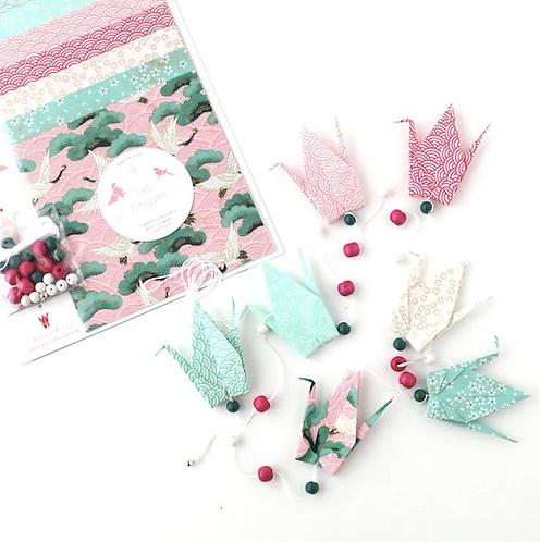 Adeline Klam — Kit Grues Origami