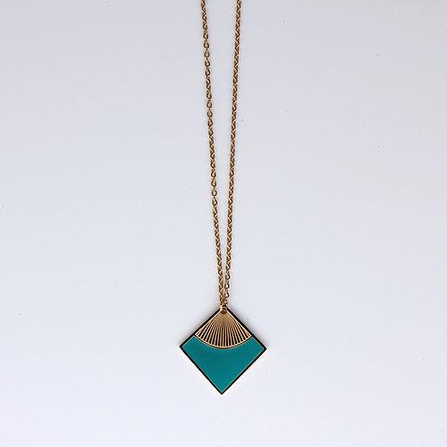 Omacoo — Collier Losange