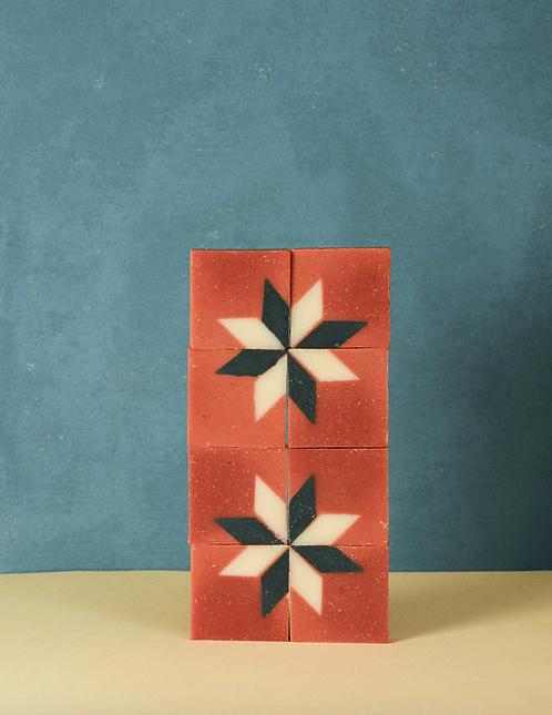 Ciment Paris — Savon Surgras Étoile Oranger