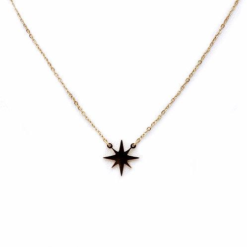 Omacoo — Collier étoile polaire