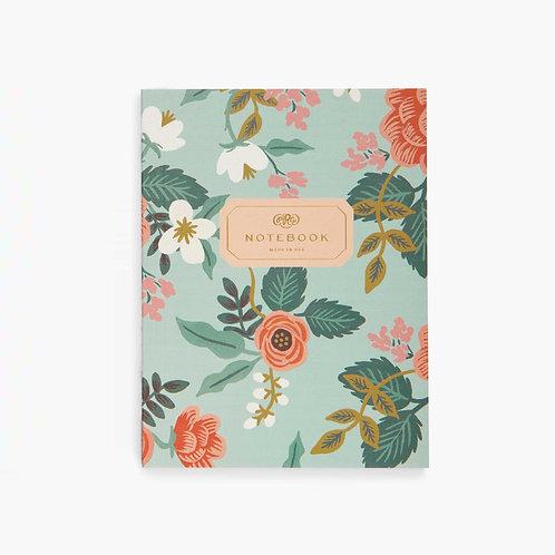 Rifle Paper co. — Cahier Fleurs