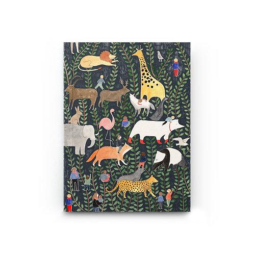 Petit Gramme — Carnet Jungle