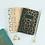 Thumbnail: Les Éditions du Paon — Carnet de poche Abstrait