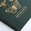 Thumbnail: Les Éditions du Paon — Cahier dos carré Papillon