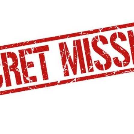 SEAN CONNERY SECRET MISSION