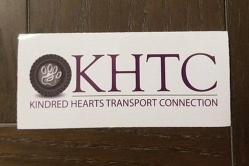 KHTC Rescue Transport Sticker