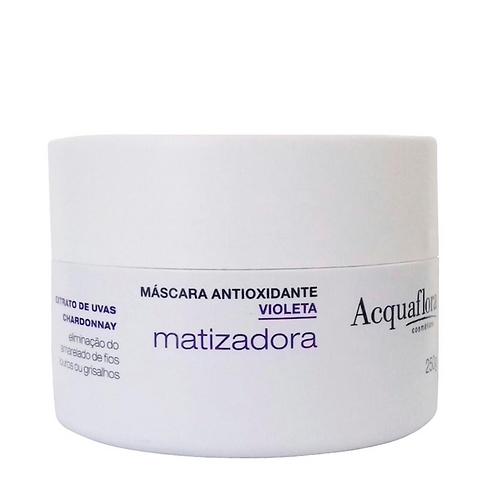Máscara Acquaflora Antioxidante Violeta Matizadora 250g