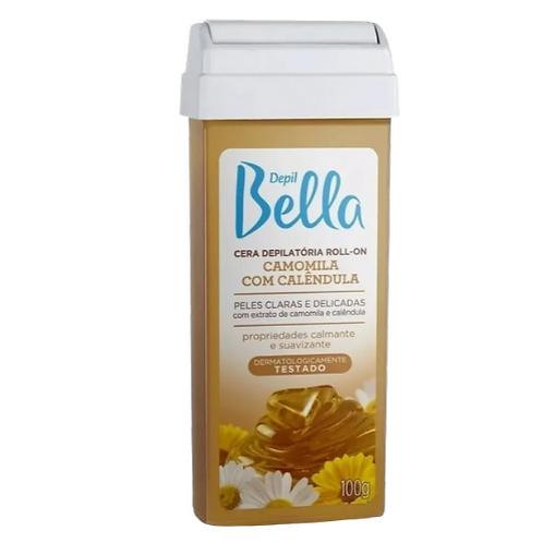 Depil Bella Cera Roll-on Camomila 100g