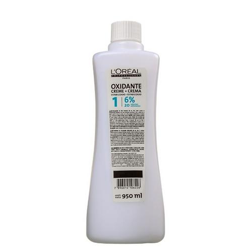 Oxidante Creme L'Oréal Professionnel 6% 20 Volumes 950ml