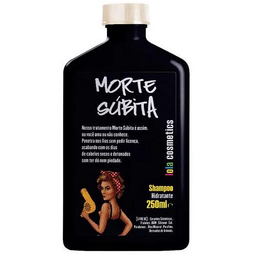 Shampoo Hidratante Lola Cosmetics Morte Súbita 250ml