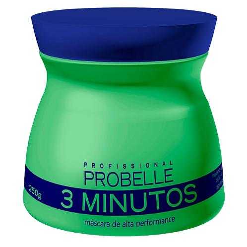 Máscara Probelle 3 Minutos 200g
