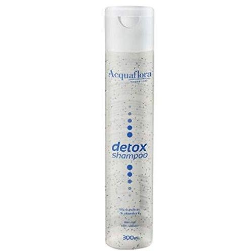 Shampoo Acquaflora Detox 300ml