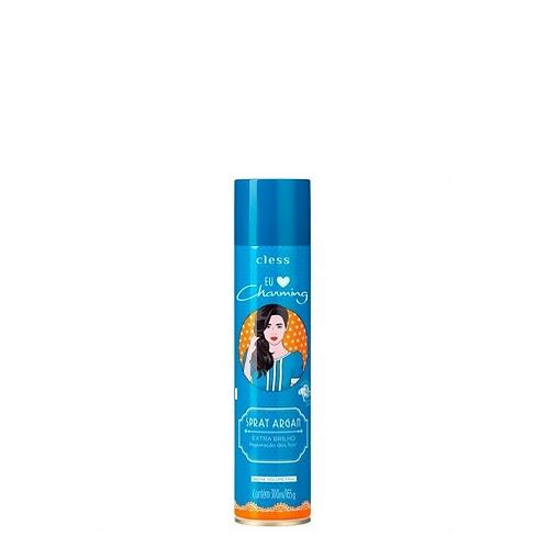 Cless Charming Spray de Brilho Argan 300ml