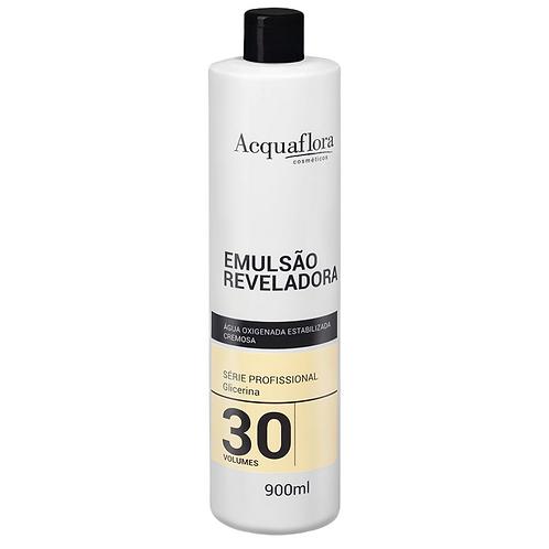 Emulsão Reveladora Acquaflora 30vol 900ml (Água Oxigenada)