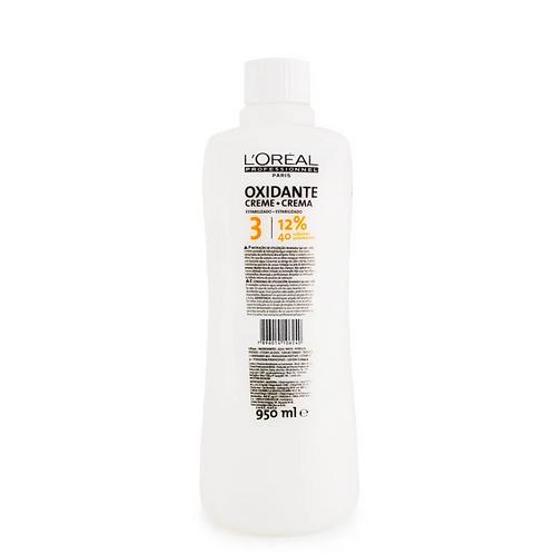 Água Oxigenada L'Oréal Professionnel 12% 40 vol 950 ml